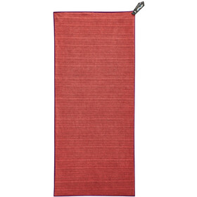 PackTowl LuxeHand Towel vivid coral